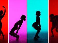 quatro estilos de dança