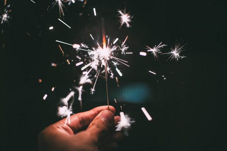 velas de aniversário para comemorar uma data especial