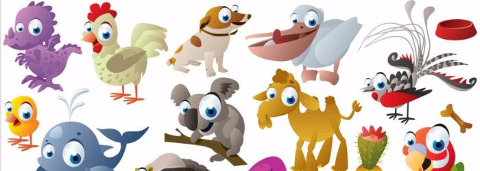 10 quiz med svar - Dyrenes verden 1