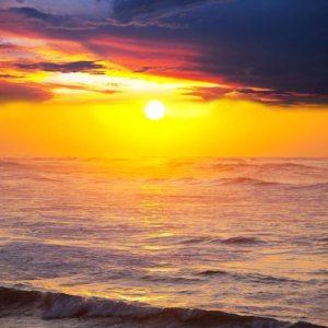 Hav og sol