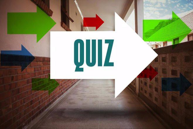 Forskjellen på en gåte og en quiz