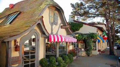 Una de las tiendas más características de Carmel