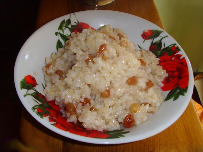 кутья рисовая рецепт с фото обитающий