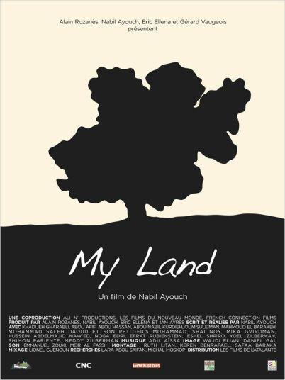 My-Land - Affiche française