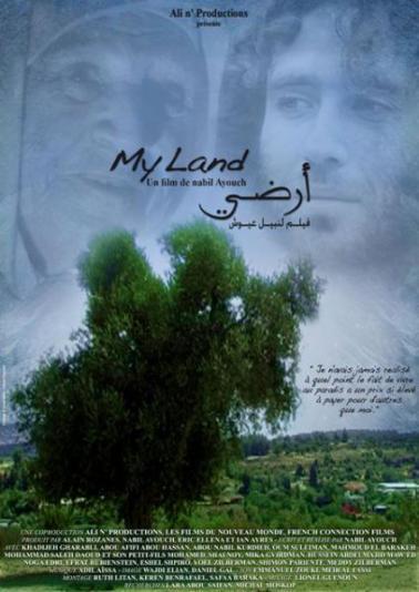 Les affiches du film My land