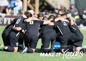 The QU Men's Soccer team received a #5 seed in the Midwest Regional and will face Cedarville University on Thursday (Nov. 12).