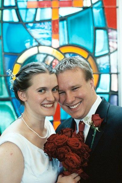 Casey and Beth Wedding