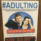 #Adulting Series Ends With a Discussion on Investing