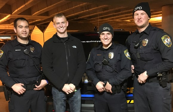 Cue You: Hirsch Finds Future on Police Force