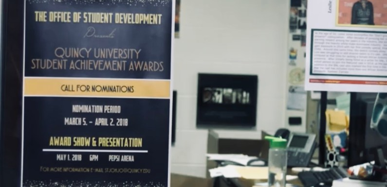 QU to Host Award Show for Hardworking Students