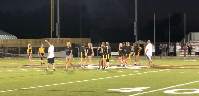 SGA Brings Back Powder Puff