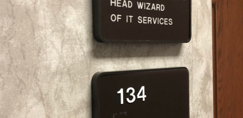 Have You Met the Campus Wizard?