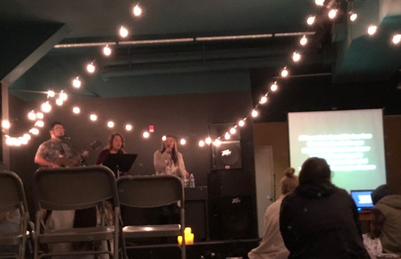 Students 'Ignite' faith at worship event