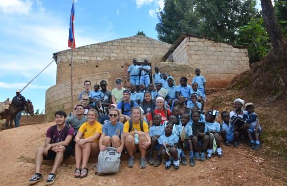 Hawks Help In Haiti