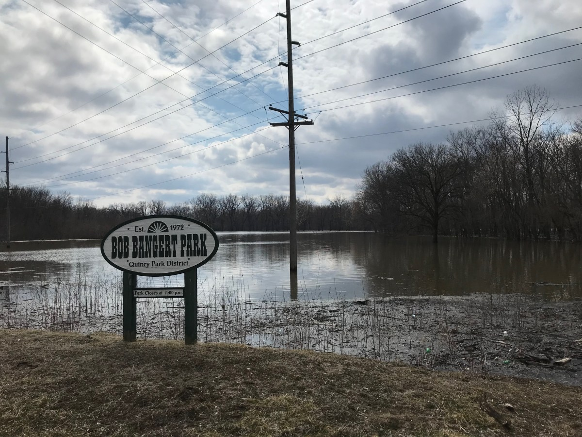 Spring flooding impacts area parks | QUTV