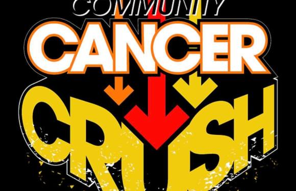 Quincy to hold Community Cancer Crush event
