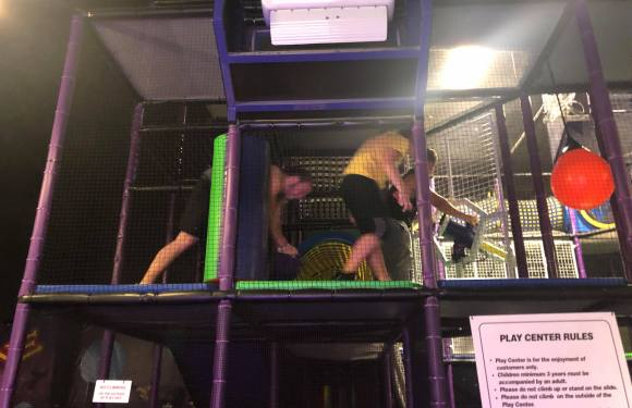 Scottie's Fun Spot night helps beat end of semester blues