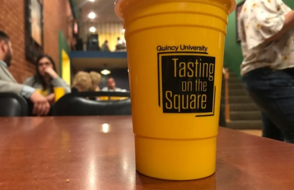 Seniors Host Tasting On the Square