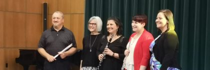 QU music faculty members