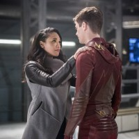 The Flash 3x22: Infantino Street