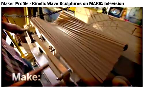 Reuben Margolin - Kinetic sculptor