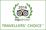 QuodLibet bed and breakfast Travellers' Choice 2016