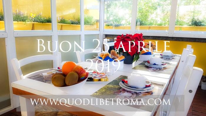 25 Aprile Roma Italia QuodLibet
