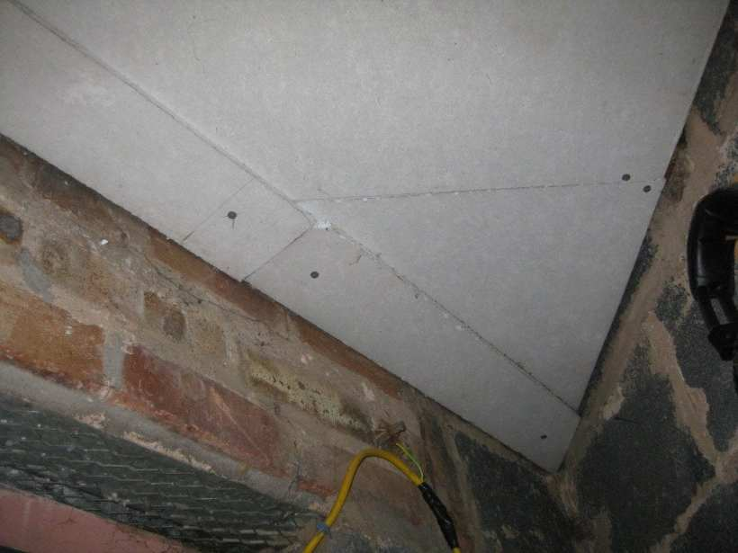 Asbestos Soffit Boards