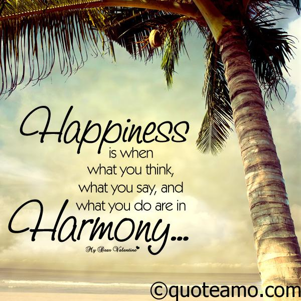 What Is Happiness Quote Amo