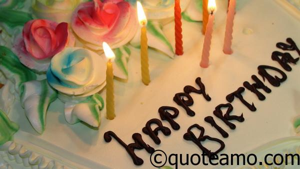Happy Birthday Video Wishes And Messages Quote Amo