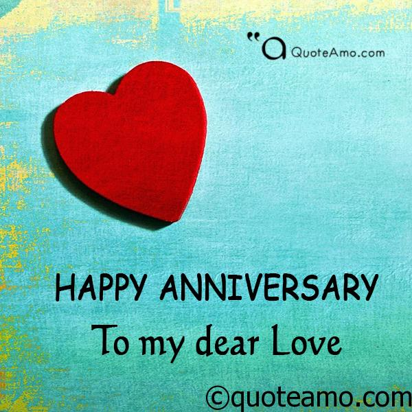 20+ Happy Anniversary Video Quotes and Sayings - Quote Amo