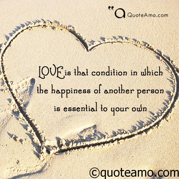 5 Picture Quotes And Saying Images About What Is Love Quote Amo