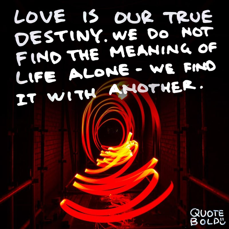 love quotes Thomas Merton