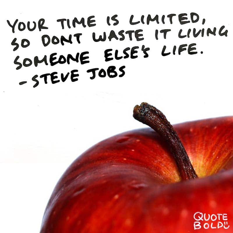 business owner quotes - Steve Jobs