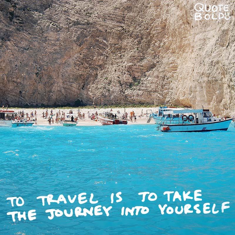 happy journey quotes - Danny Kaye