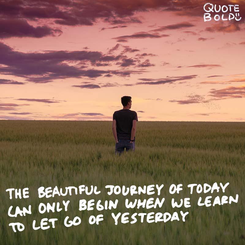 happy journey quotes - Steve Maraboli