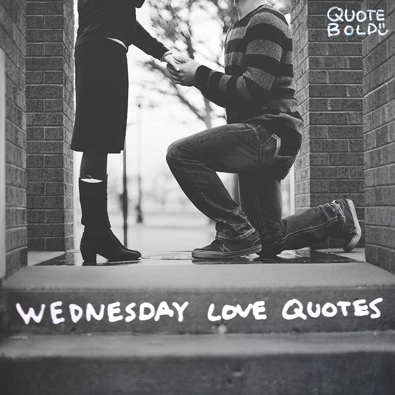 20+ Wednesday Love Quotes [Romantic Ideas, Images, Updated 2017]