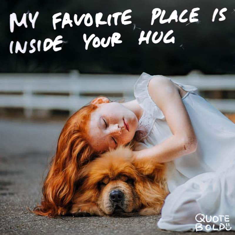 corny love quotes my favorite place