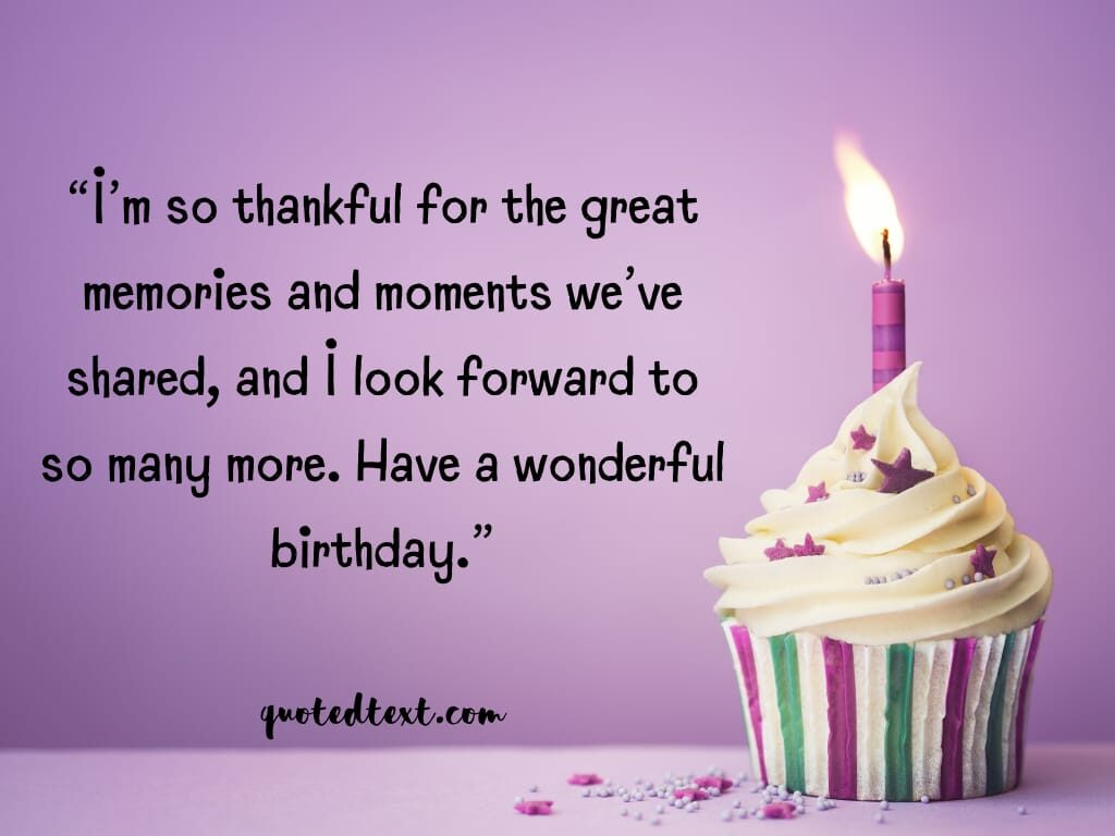 100 Happy Birthday Wishes For Your Family Friends Love Quotedtext