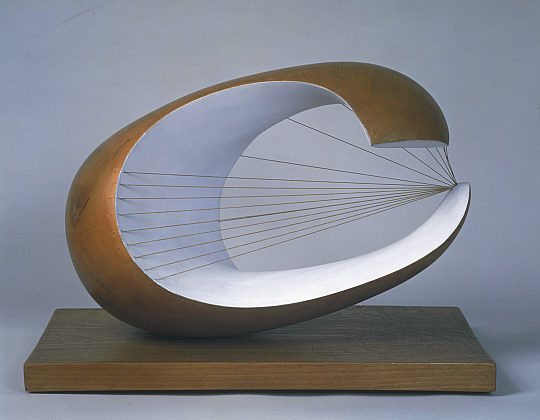 hepworth - BBC arts program
