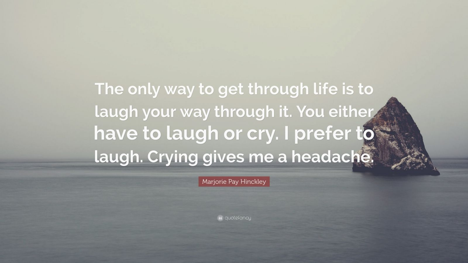 Laughing Hard Gives Me Headache