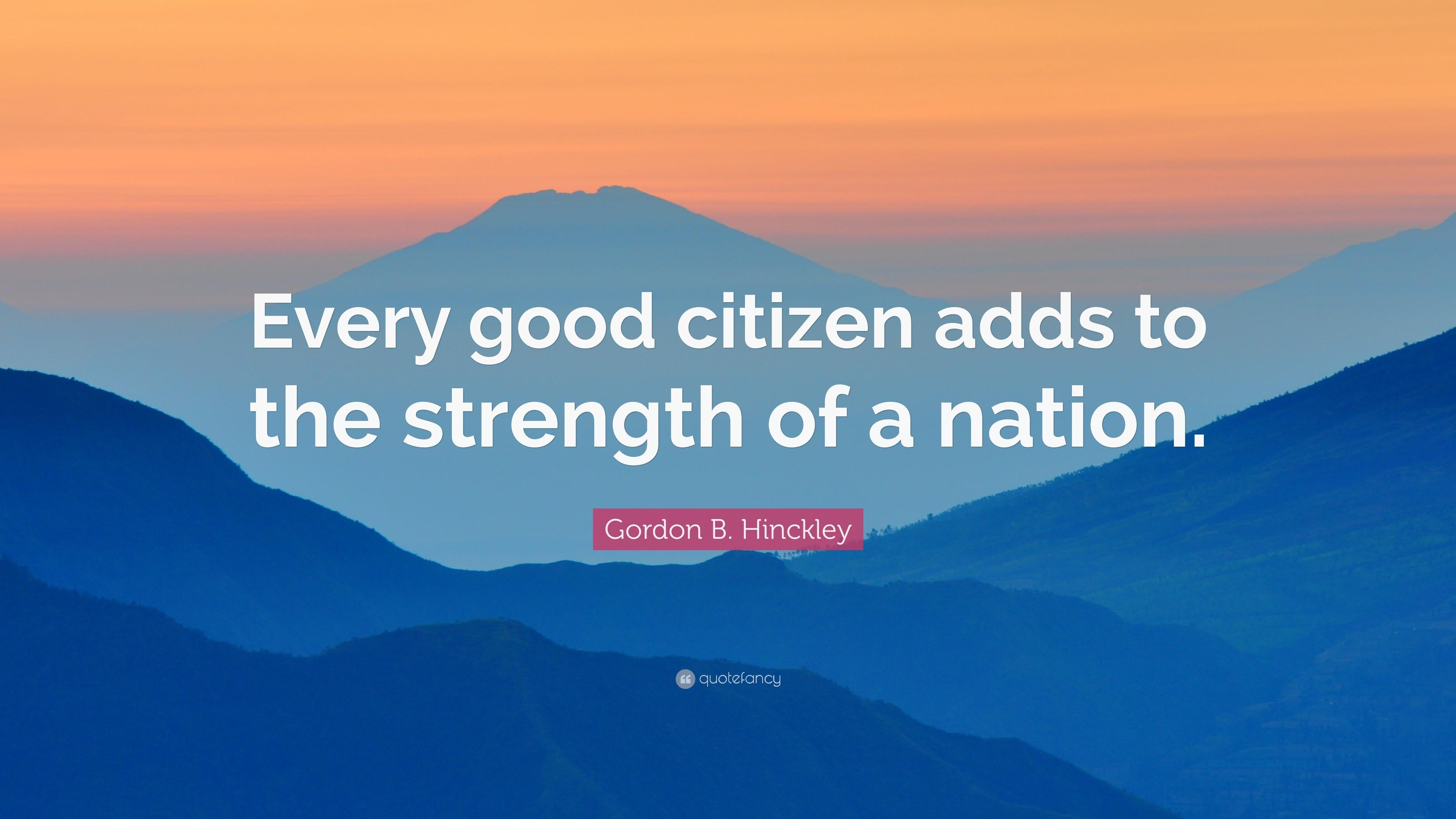 Gordon B Hinckley Quotes 100 Wallpapers