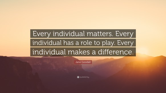 Image result for every individual matters