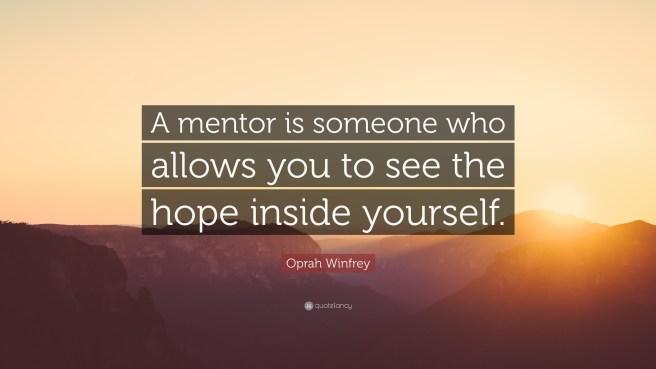 Afbeeldingsresultaat voor mentorship quotes
