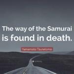 Top 100 Yamamoto Tsunetomo Quotes 2021 Edition Free Images Quotefancy
