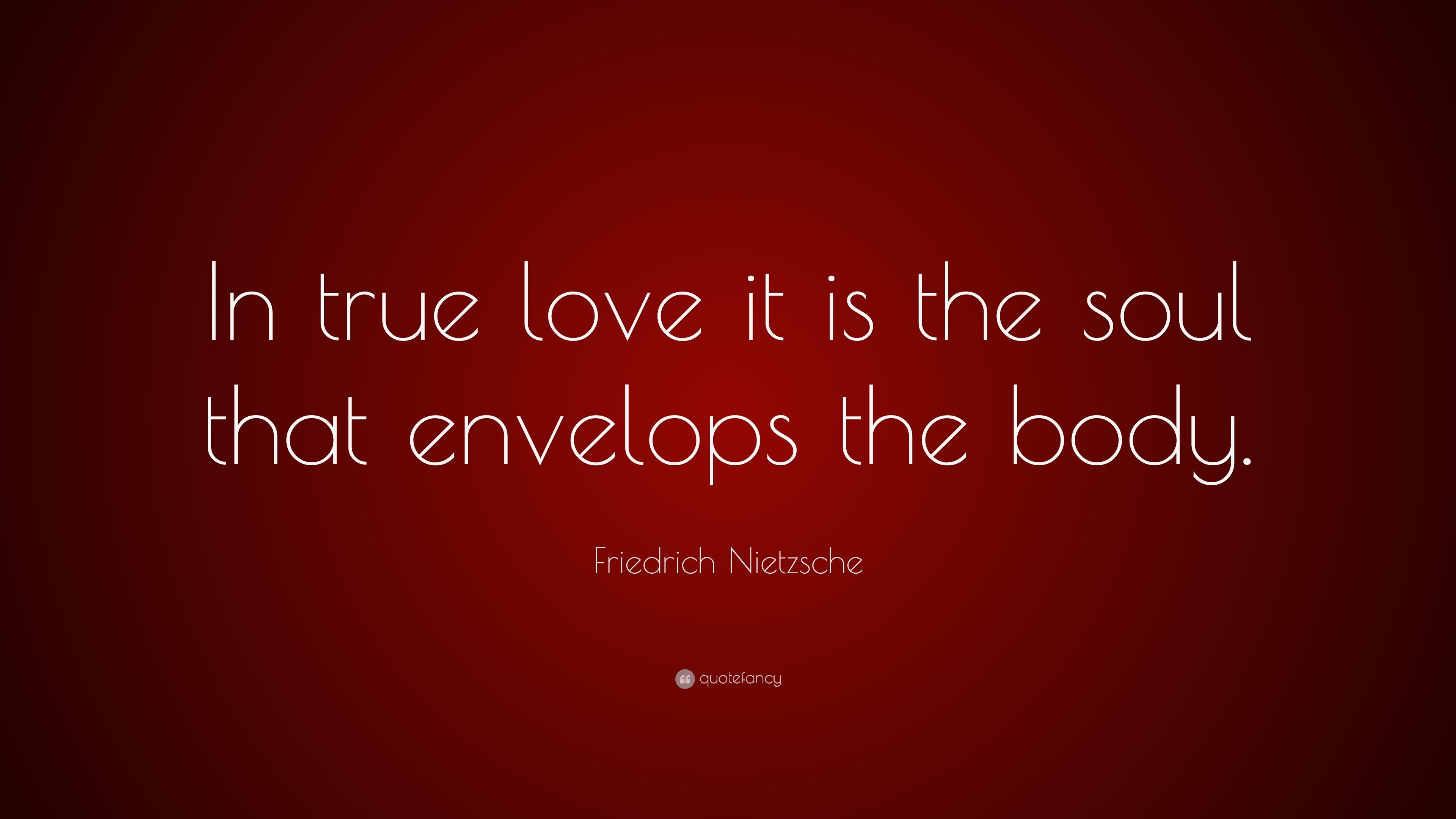 Love Quotes Nietzsche