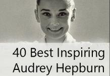 Audrey Hepburn Best quotes with images