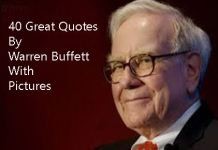 warren buffet quotes with pics