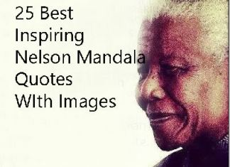 Nelson mandala quotes with images