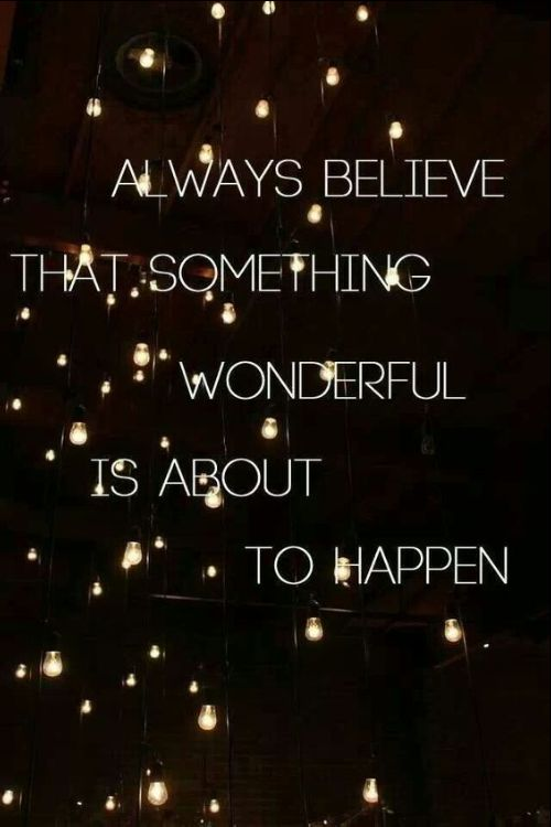quotes about believe